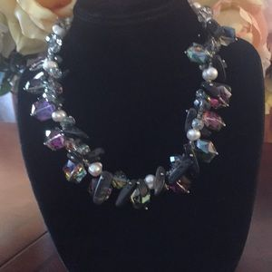 Jewelry - Gem stone necklace